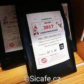 Letošní vánoční limitku pro vás máme na eshopu i na prodejně v Jablunkově. Nečekejte na Štědrý večer. Kdo dřív přijde, ten dřív mele. A to doslova :) #jablunkov #sicafe #prazirnajablunkov #prazirna #coffee #kava #vanoce